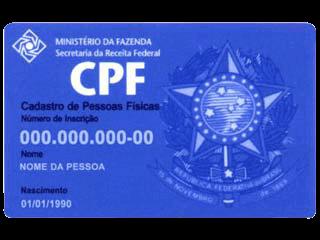 O que e o CPF