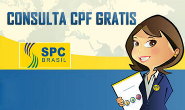 Como fazer consulta SPC CPF