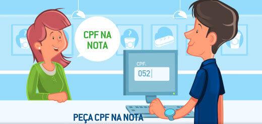 Porque usar CPF na Nota