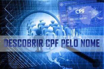 Como consultar CPF pelo nome completo